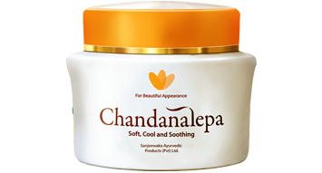 Why chandanalepa herbal cream.